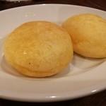 ボケリア - パン、もっちりチーズ味!