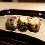 富小路 やま岸 - ☆鰻丸焼き(#^.^#)☆