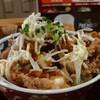 魚蔵 ねむろ  - 料理写真:旭川のゲソ唐揚げ丼