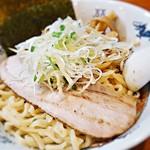 麺屋 海老蔵 - アップ