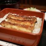 稲毛屋 - 料理写真:江戸前鰻
