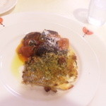 OSTERIA CO-CoLO - せいごの香草パン粉焼きラタトゥーユ添え♪