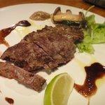 BAL COURNO - イベリコ豚'プルマ'のステーキ