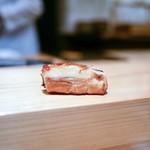 鮨 尚充 - ☆煮穴子