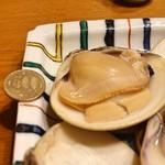 89980952 - 7年物の蛤