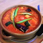 カフェ・カシェット - 料理写真:スパイススープカレー
