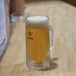 のもまい亭 - 追加ビール!