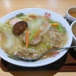新京亭 - 中華丼