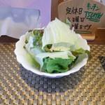ツミキ - 料理写真:サラダ