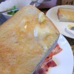 ツミキ - トースト