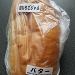 89984755 - 粒いちごジャム&バター