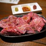 肉小屋 - 厚切りハラミ ¥480