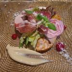 バンケッティ - 前菜