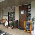 バンケッティ - お店の入り口