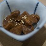 仙臺たんや 利久  - 牛タンのしぐれ煮