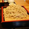 十割蕎麦 ゑつ - 料理写真:普通のせいろの大盛り