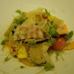 ビストラン エレネスク - 季節野菜のエチュベ