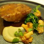 ビストラン エレネスク - 霧島黒豚 肩ロースのコンフィ