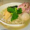 らーめん改 - 料理写真:貝塩ラーメン