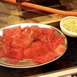 世田谷鎌田肉流通センター - 葱牛タン塩