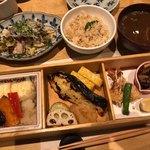 蔵人厨 ねのひ - ねのひ彩り弁当 2,700円