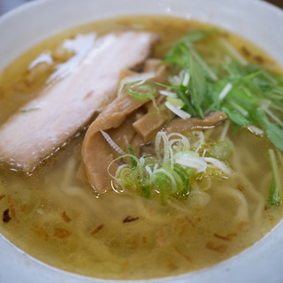 ゐをり - 料理写真:塩ラーメン