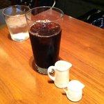 カフェモロゾフ - アイスコーヒー