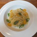 デル・ジョルノ Italia - 夏野菜の冷製ペペロンチーニ