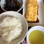89990321 - 紅生姜入り玉子焼き