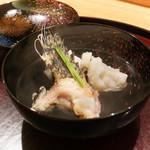 日本料理 太月 - おこぜのまる仕立て