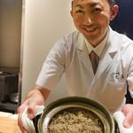 日本料理 太月 - じゃこご飯