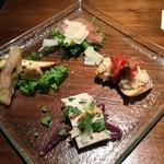 89990742 - THE FUJIYA GOHONJIN 前菜
