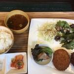 カフェ&ダイニング 北海道マルシェ - 日替りランチ