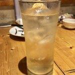 地酒・海鮮居酒屋 灯 - 角ハイボール460円