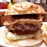 Island Burgers - エッグチーズバーガー✨✨