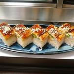 のり巻小町 - 穴子の棒寿司
