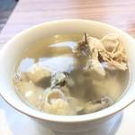 89994127 - 鶏スープ