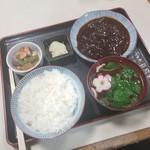 磯屋食堂 - 「スタミナ定食 (756円)」