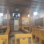 磯屋食堂 - 店内の様子
