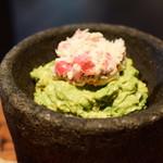 TORO - スモークカジキ&ワカモレ@1,100円