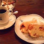 ミンガスコーヒー - 2006年12月いちごシフォン_ミンガス