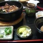 つかさ - 石焼まぶし(1890円)
