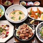 朝引き鶏と焼酎 ぼっけもん - 都城コース