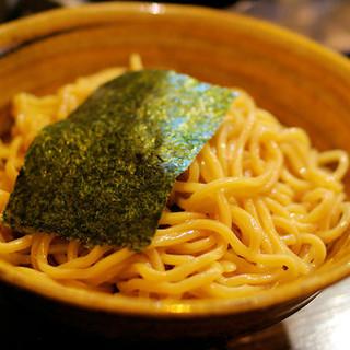 つけ麺 えん寺 - 料理写真:ベジポタ味玉乗せ(国産小麦麵)
