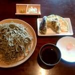 90003809 - 【2018.7.29(日)】サービス①(蕎麦+野菜天3品)850円