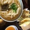 本場讃岐うどん  だい吉 - 料理写真:野菜天ぷらうどん¥950-