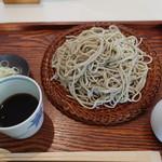 そば切り なかむら - セイロ蕎麦 大盛り 1,050円