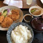 醍醐 - ヒレカツ定食