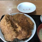 五十番 - ソースかつ丼