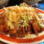 広州市場 - 油淋鶏